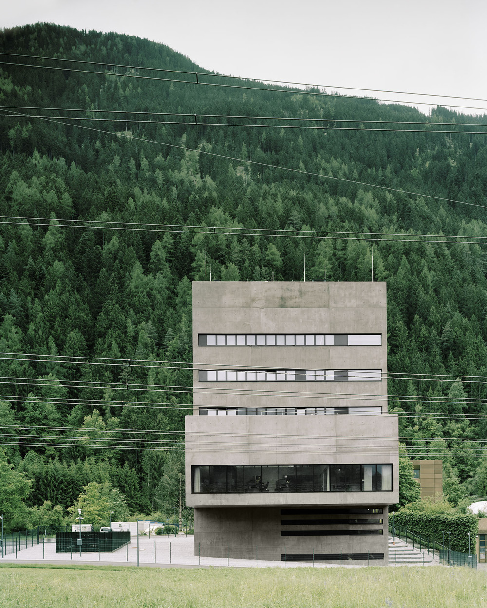 Tiwag Power Station Control Centre, Austria