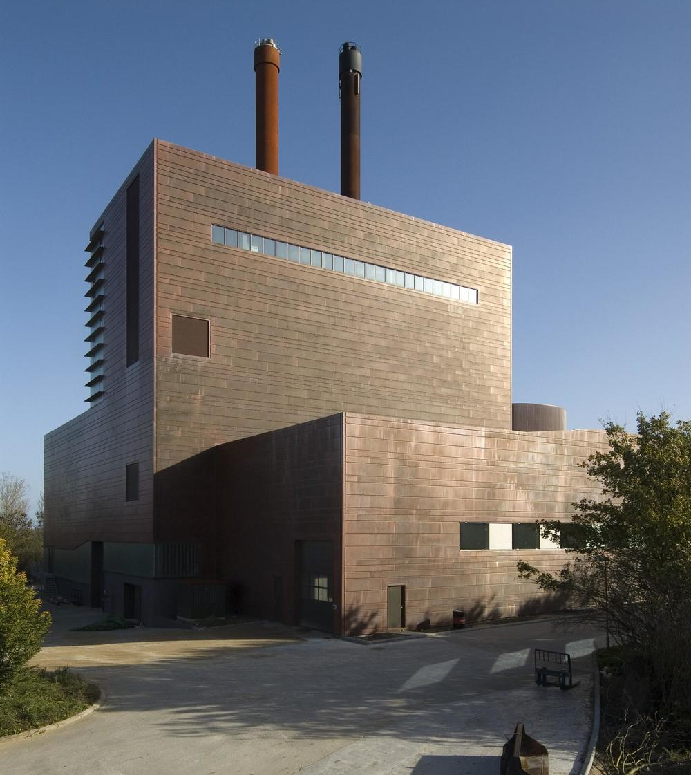 Skive CHP (Combined Heating and Power) Station, Denmark