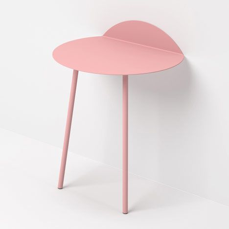 Kaki side tables