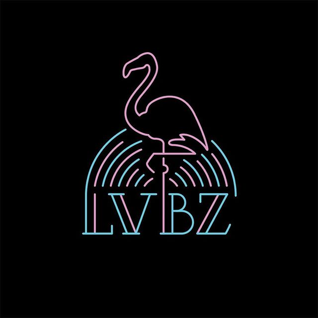 Our recent #logo for LVBZ parties in Moscow. 🌈Will be a proper on wall neon sign in the future 😊 join them on 11th of February. For more information visit FB page @welvbz . . . . #graphicdesign #graphics #neon #branding #party #flamingo #colours #illustration #design #intersectionbase #intersectiondesign #love #bazar #lvbz
