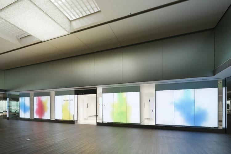 Gallery TOTO — Klein Dytham architecture
