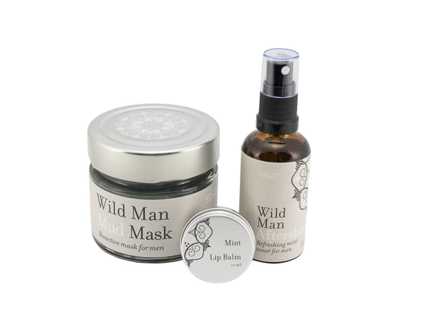 Wild Man product range by Sõsar