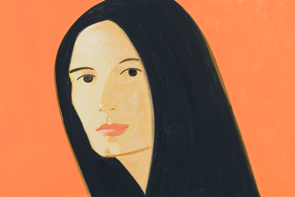 Alex Katz at The Serpentine Gallery