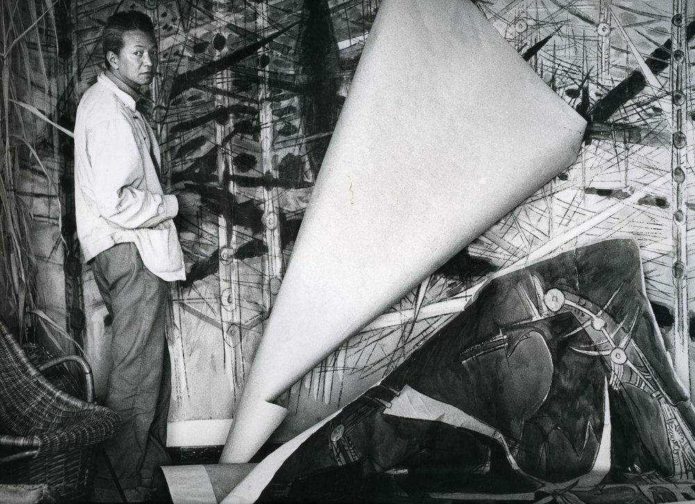 Wilfredo Lam, 1963