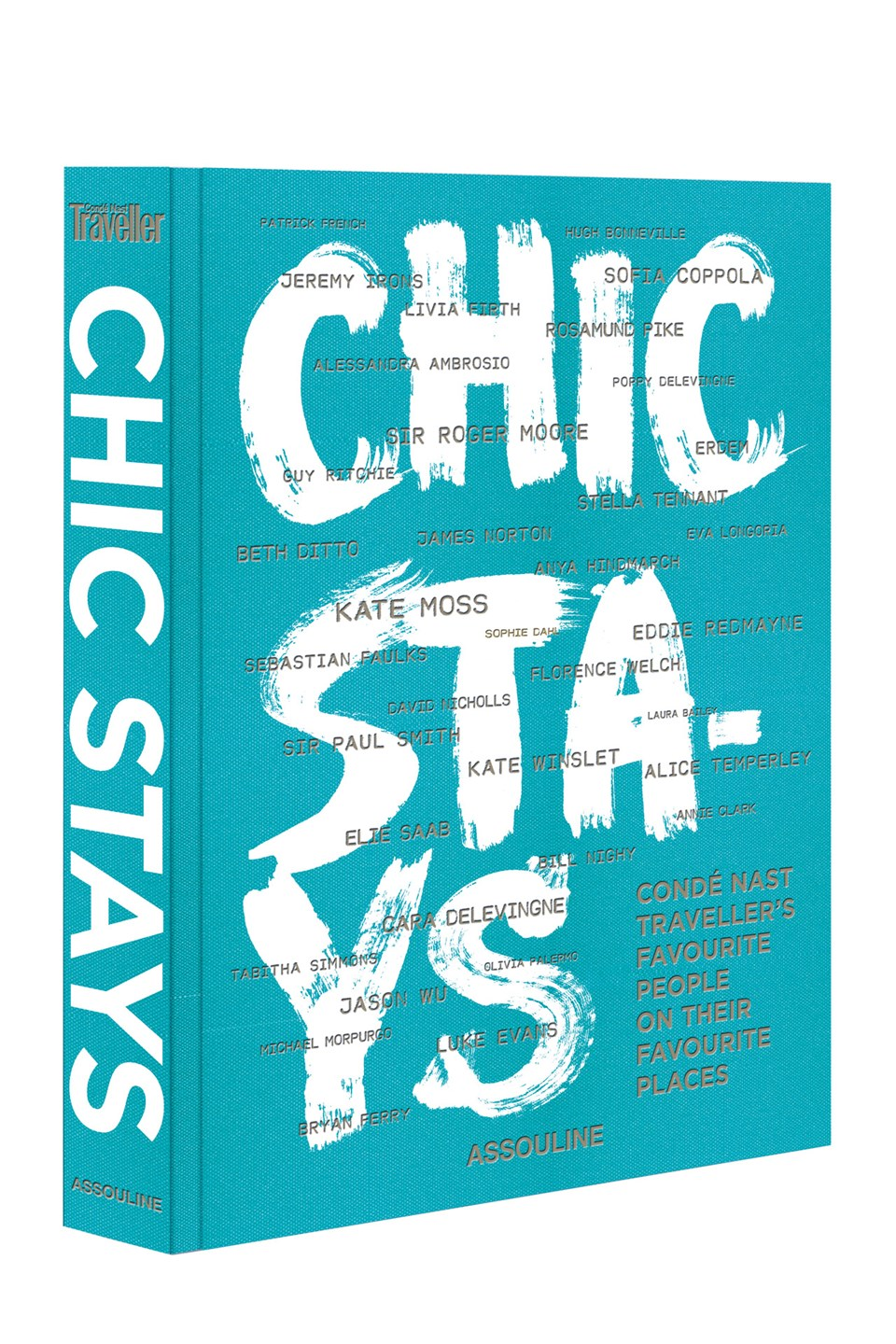 Assouline:  Chic Stays , 2016.