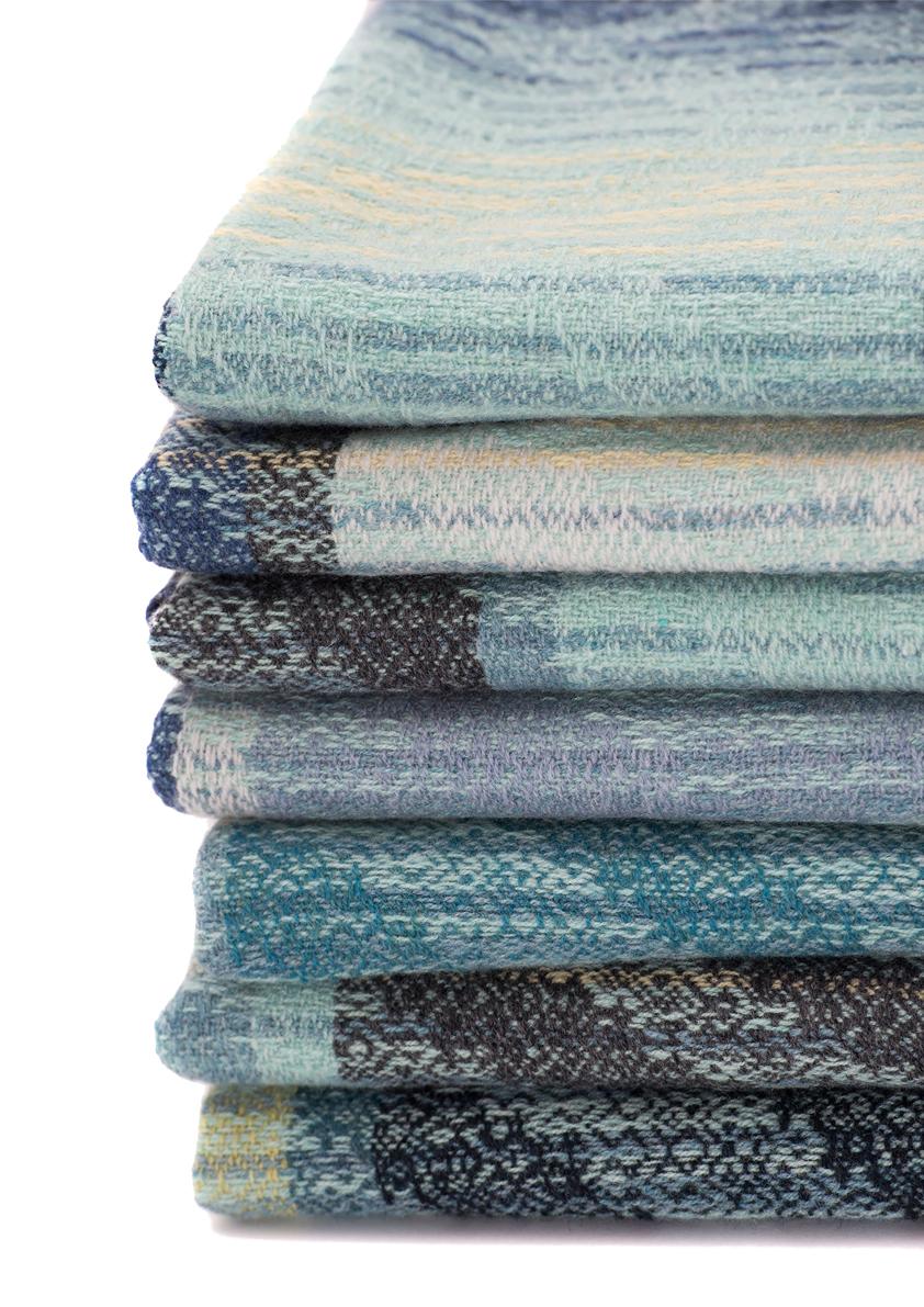 Arra Textiles Merino Wool Throws.