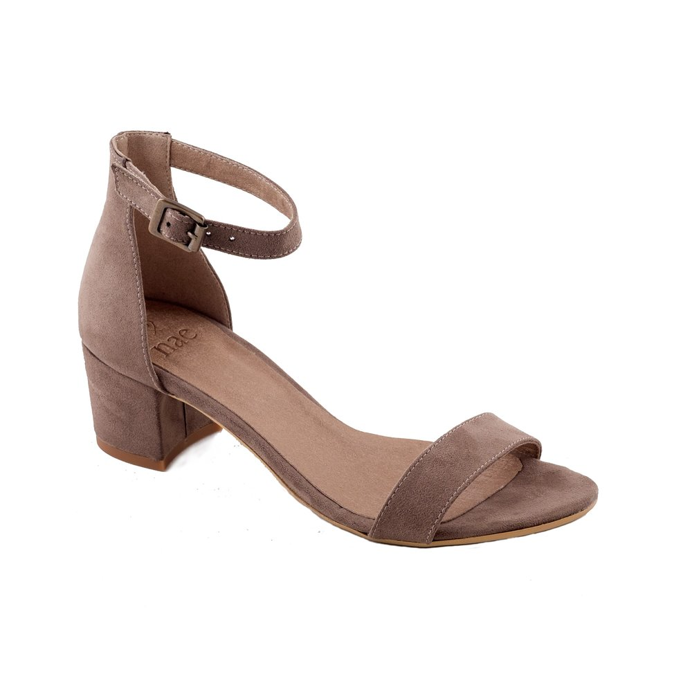 NAE Irene: Vegan Suede Sandals - Shop at Shop.addresschic.com