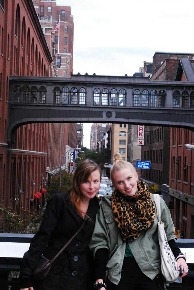 Meri & Anna -