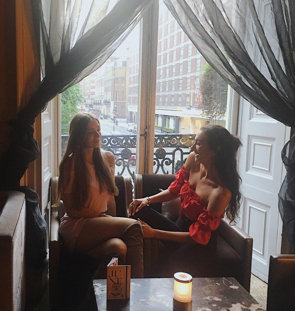 Aleksandra & Camille -