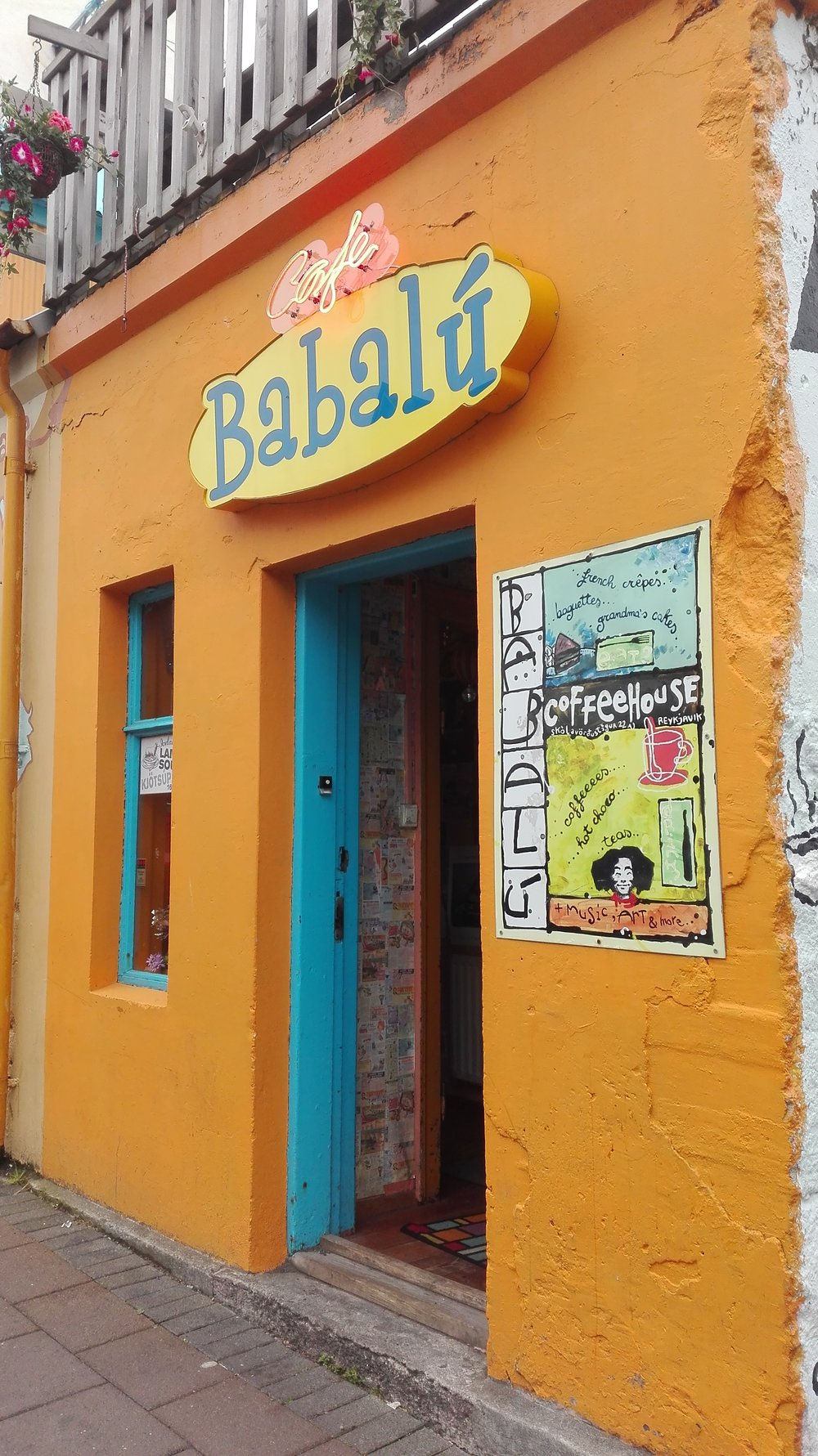 Café Babalu #Savant -