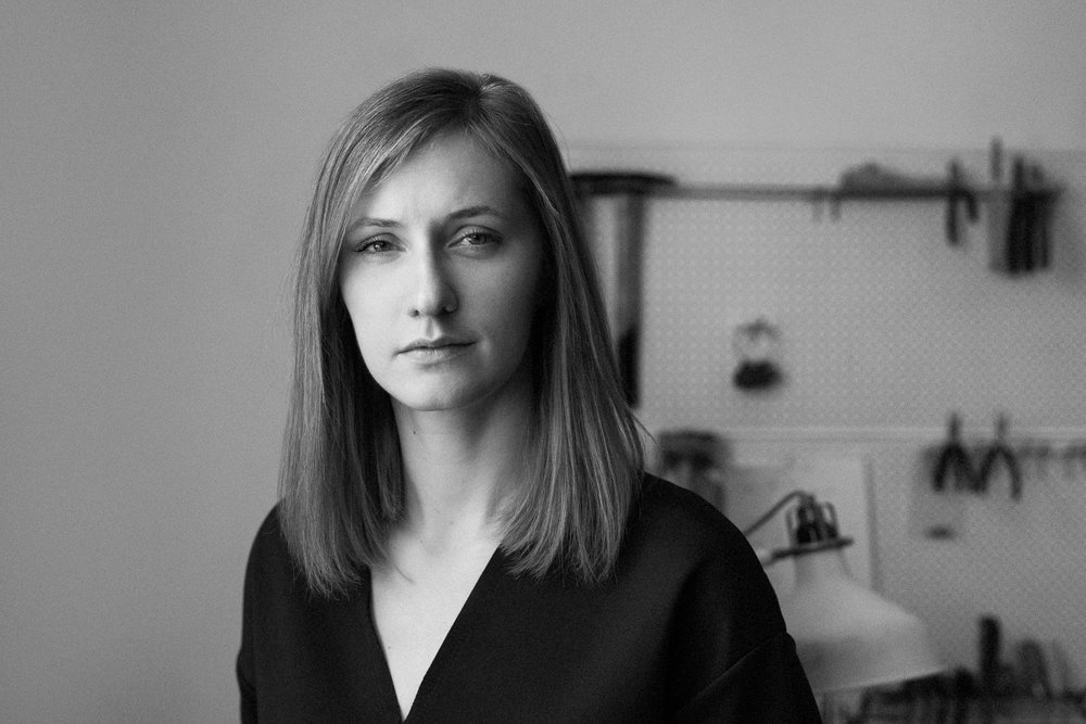Rasma Puspure: Ethical Jewellery Designer #Savant - Photo: Arttu Karvonen