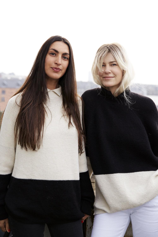 CARCEL Founders: Veronica D'Souza & Louise van Hauen #Savant -