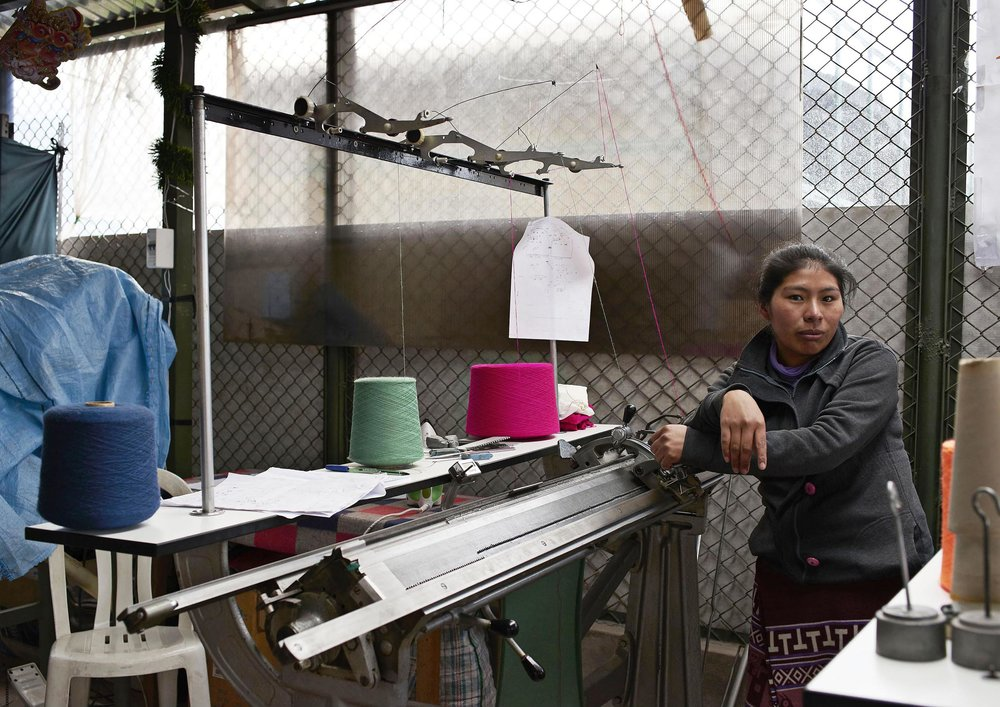 Carcel:Production in Peru /  Photo Credit: Carcel.