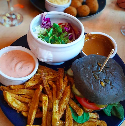 Photo: Instagram   @veganskmatlada