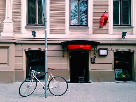 Bhajan Café #Savant - Photo: Instagram @ir.bene