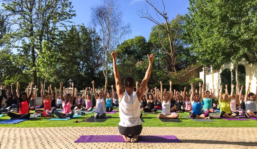 Image: Yogaworks