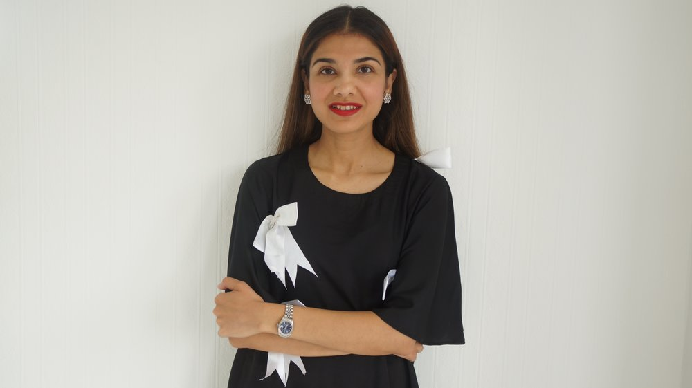 Image: Ayesha Mustafa / Founder of Fashion Compassion