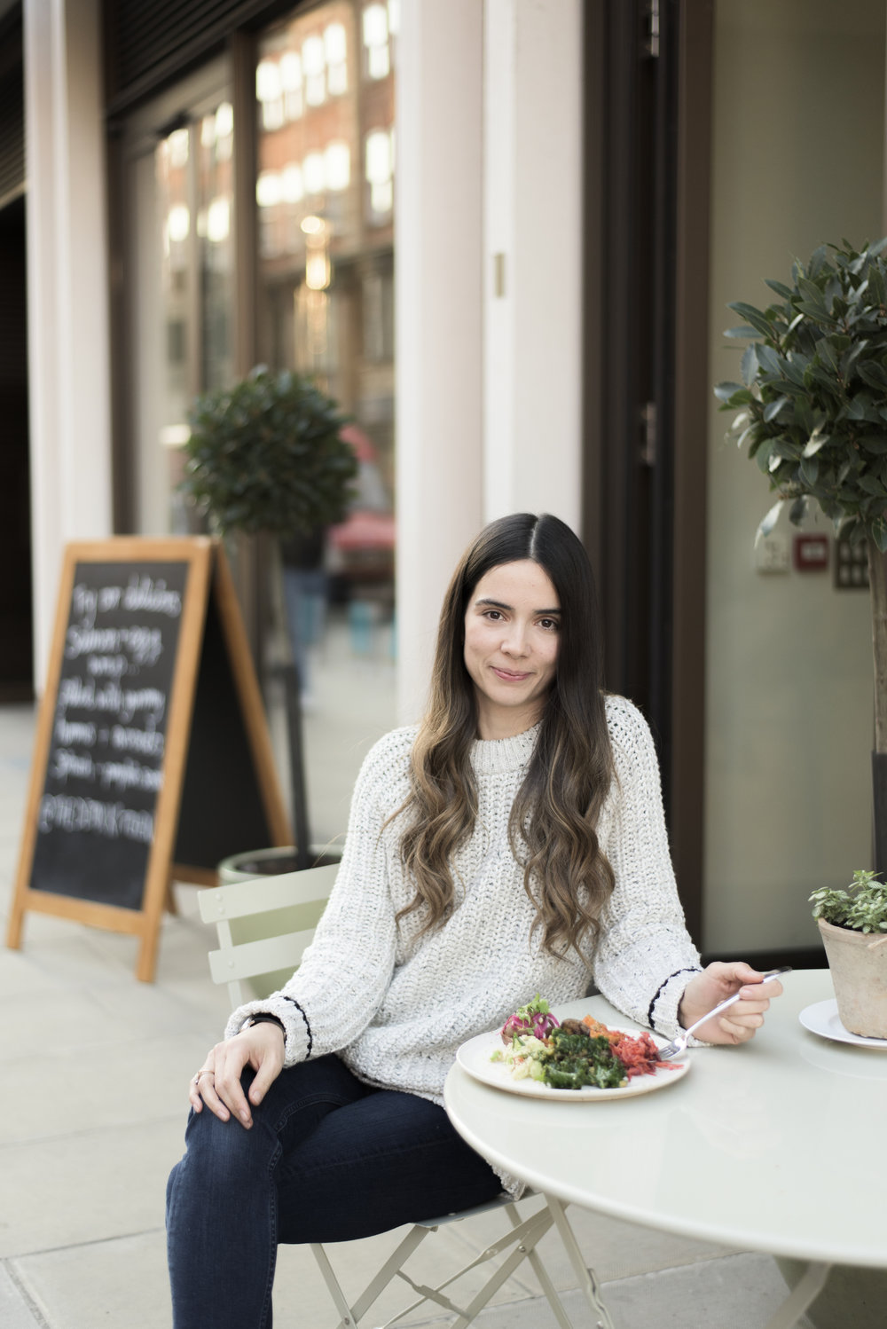 Image: Lily, Founder of Detox Kitchen