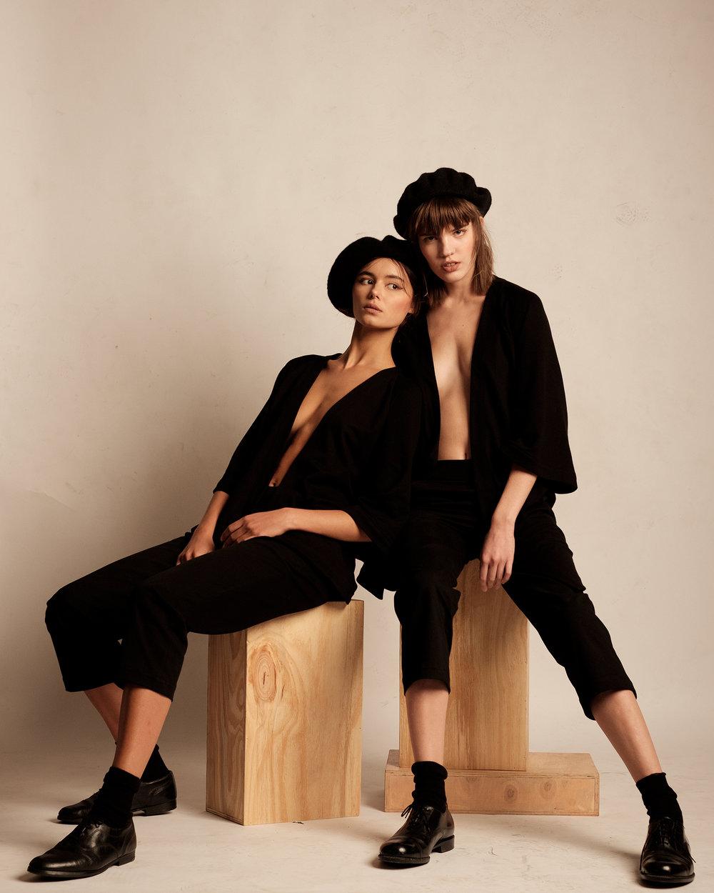 Photo: Oliver Moosus / Models:Getter Killing / Alisa Grabovaja /Bianka Haavel