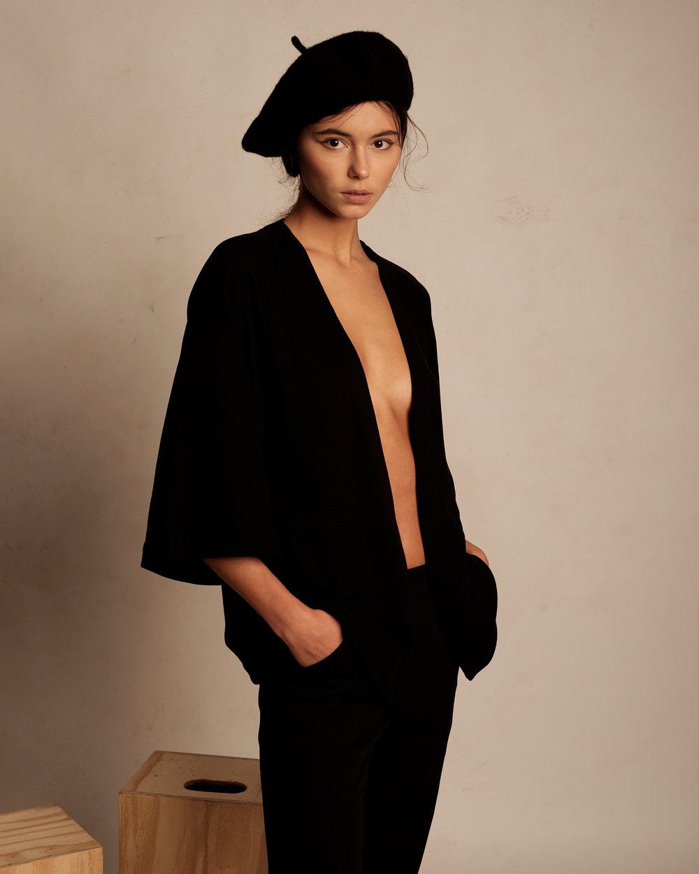 Photo: Oliver Moosus / Model: Alisa Grabovaja