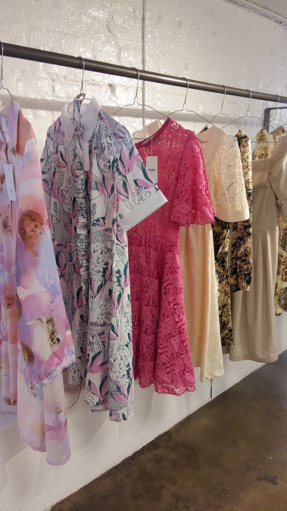 Sharing Economy: Leininkilainaamo Dress Rental in Helsinki -