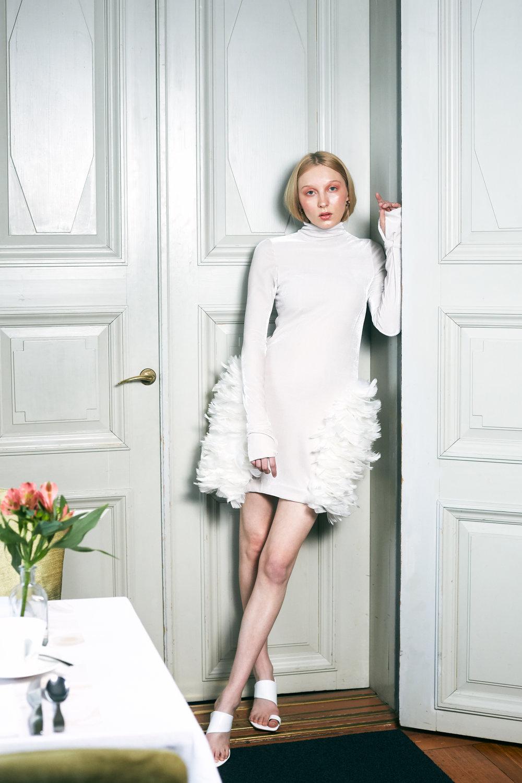 Photography:Atte Tanner / Model:Iris Haapanen / Styling:Vivian Lindholm / MUA: Carmen Rosar