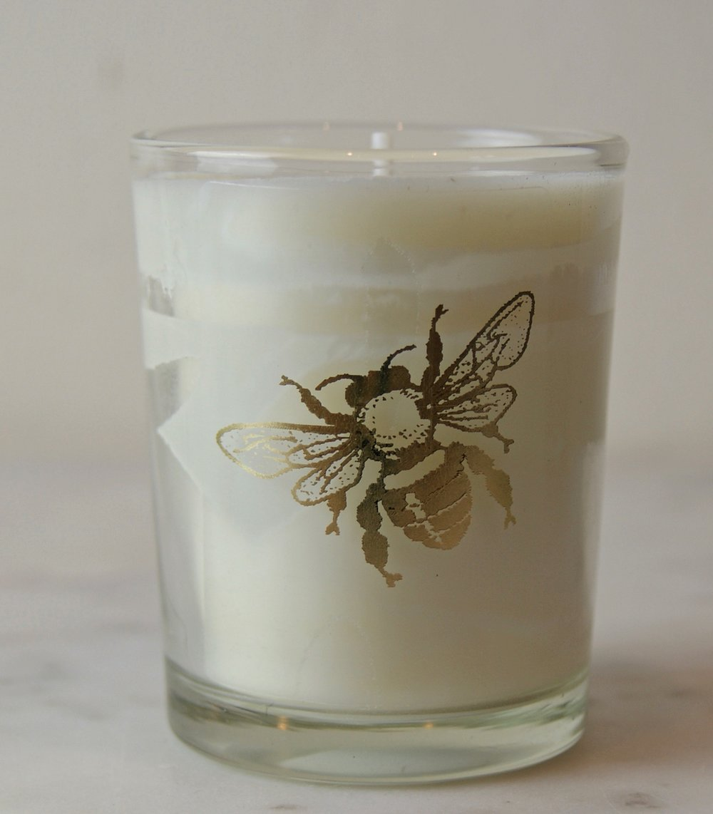 Image: Home of Juniper Bee Candle