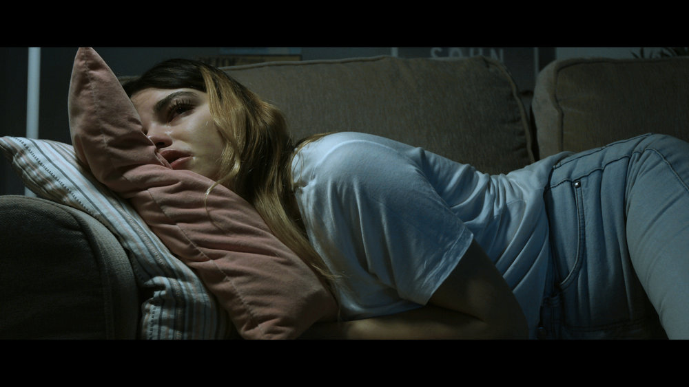 Image: Kat Napiorkowska (Still from  Living with Depression )