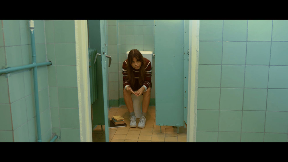 Image: Kat Napiorkowska (Still from  Living with Social Anxiety )