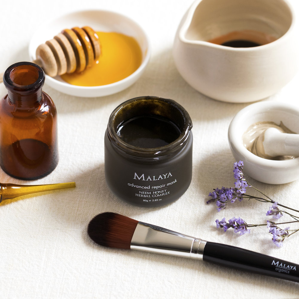 Image: Malaya Organics Advanced Repair Mask