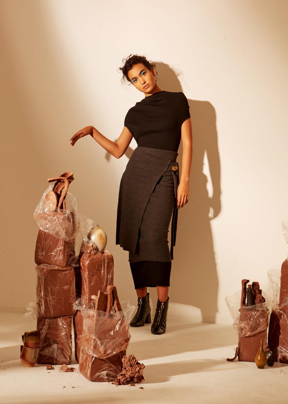 Grind and Glaze Collection 01 Oeko Tex Savant Magazine