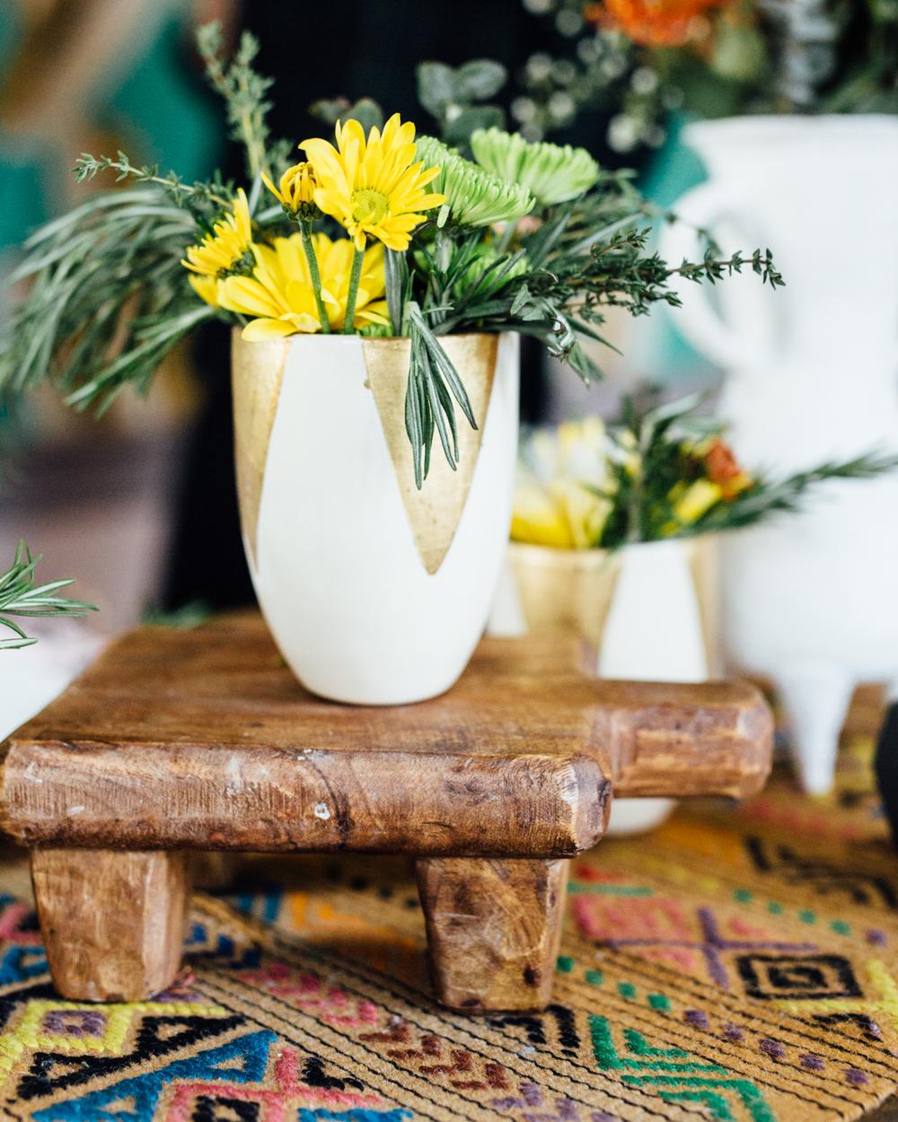 Ceramic vases from   Nouveau Nonchalance