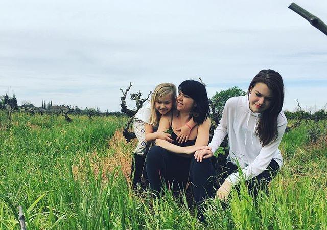 Nikiya, Poppy, and Maya.
