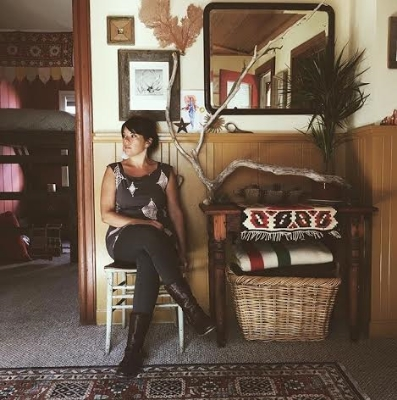"Of Nevada City, Nikiya says "" This place is deep in her bones, not because it's perfect, but because it's home. """