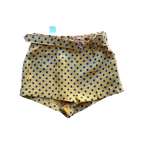 Polka Dot Kid's Shorts