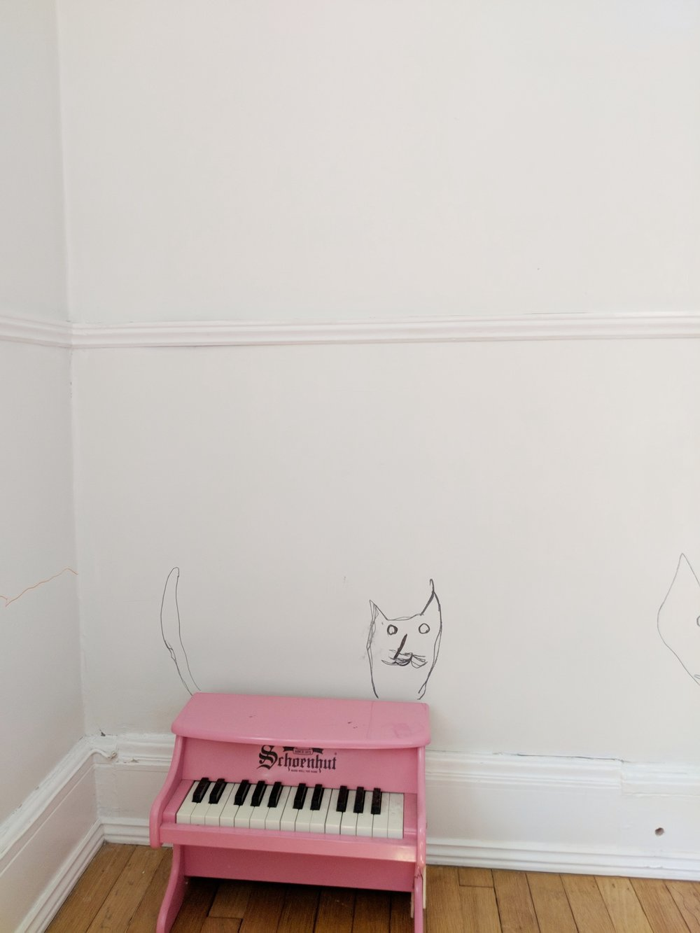 Piano Cat (Ultra Clean Markers), Penelope (6)
