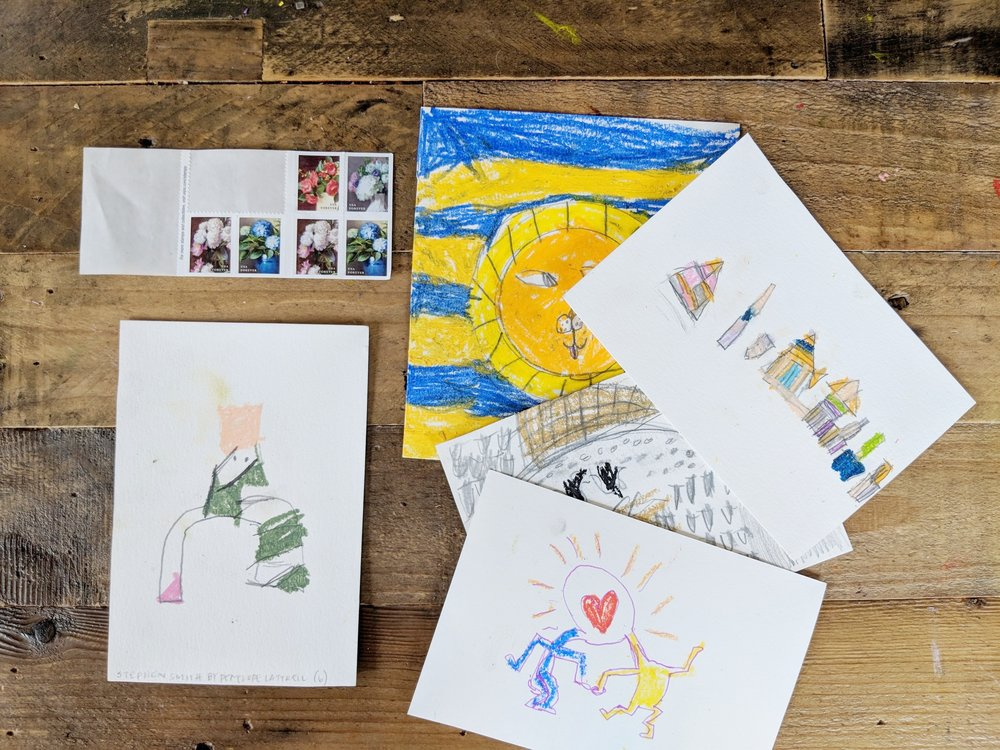 LETTER WRITING CHALLENGE -
