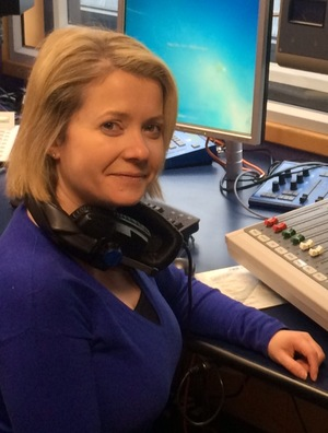 AMY FERGUSON (BBC RADIO SCOTLAND)