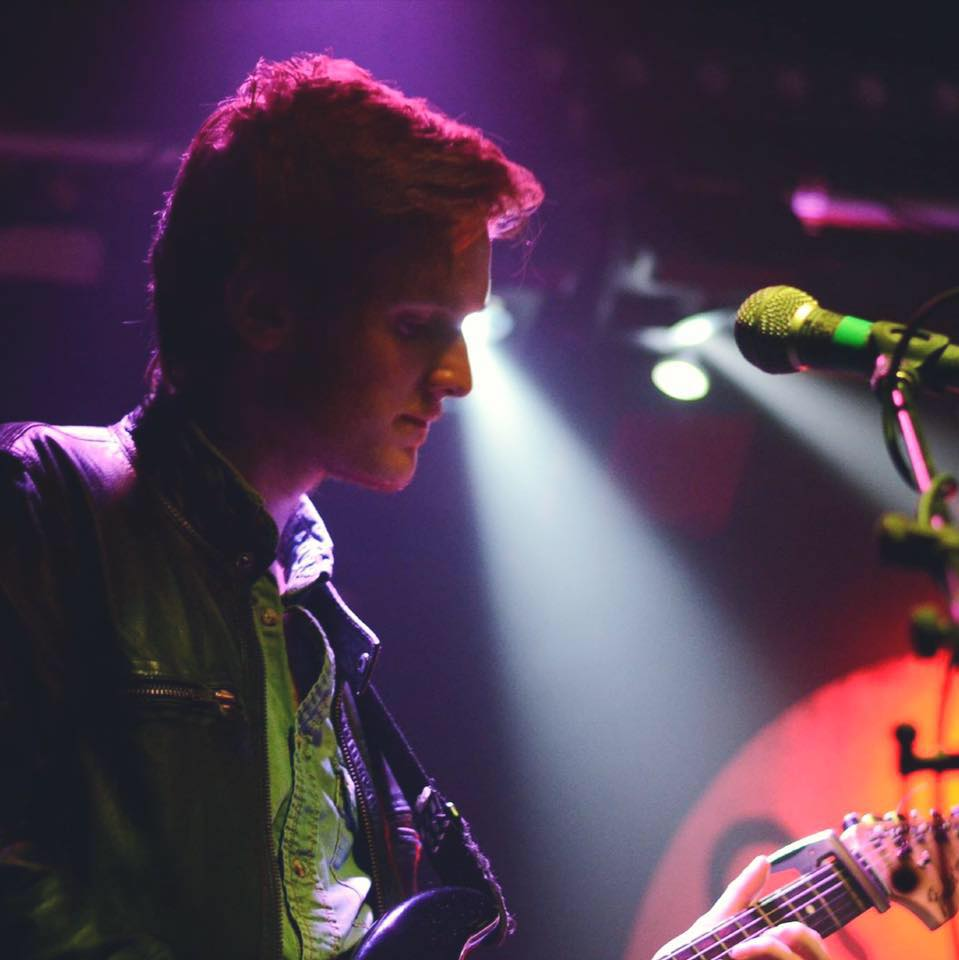 Struan Nelson - I am a student of Popular Music at Edinburgh Napier University where I specialise in performance as a 1st study guitarist. I regularly play and compose in bands including 'The Motion Poets' and 'Foxes Follow'. I also write live and album reviews for The Modern Record.