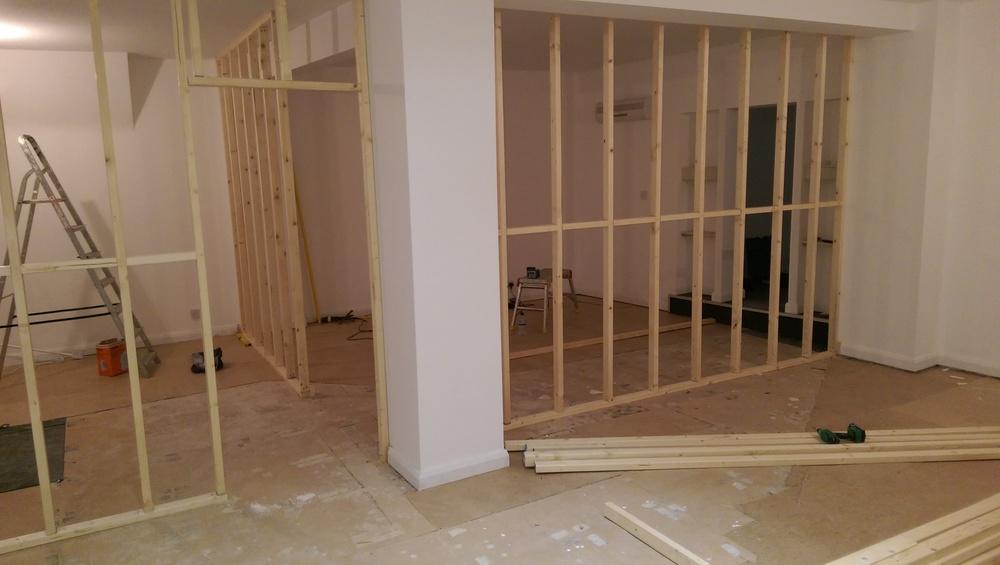 stud walls 2