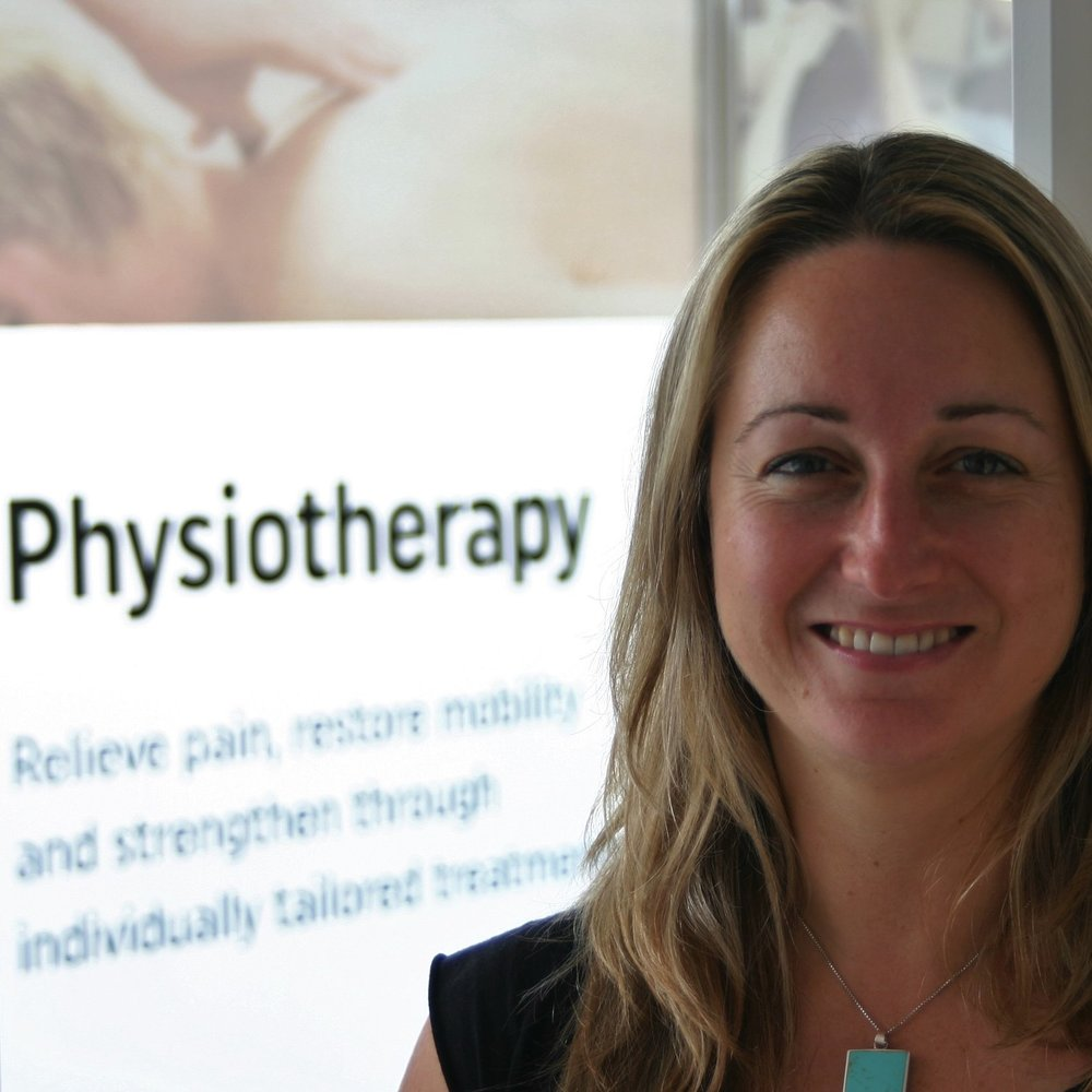 CLAIRE YUILL - Chartered Physiotherapist & Clinical Pilates Instructor