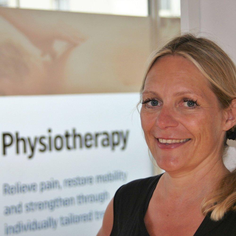 ELEANOR SHEPHERD - Senior Physiotherapist & Clinical Pilates Instructor