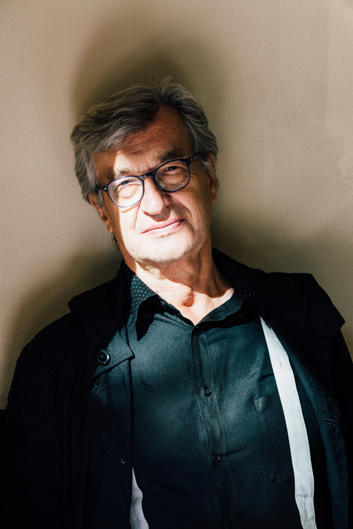 Wim Wenders for Monocle