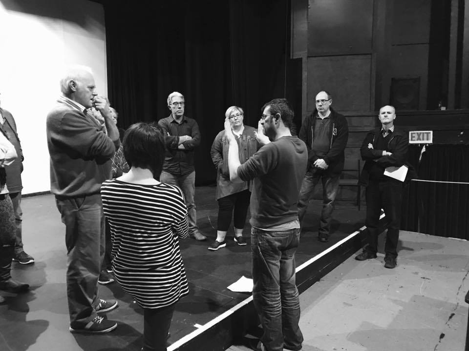 "Rehearsal - ""Jekyll and Hyde"" - Pahiatua Repertory"