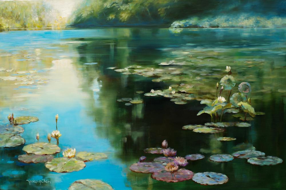 The Calm Pond