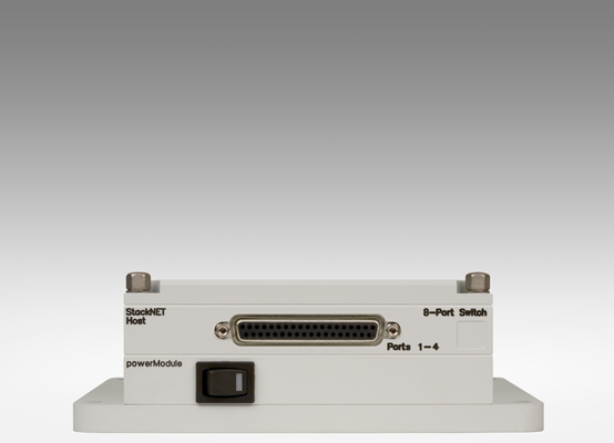 8-Port Switch (D-Sub)