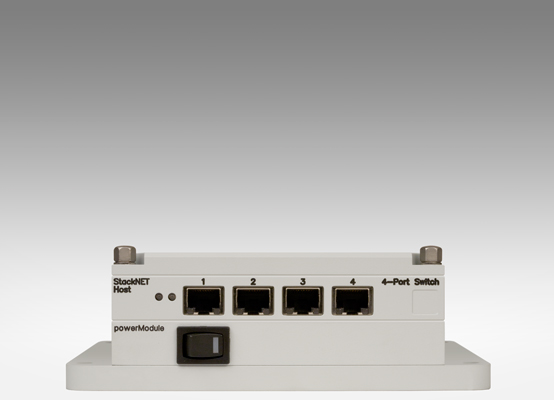 4-Port Switch (RJ-45)