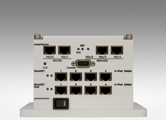 Router with 8-Port Switch (RJ-45)