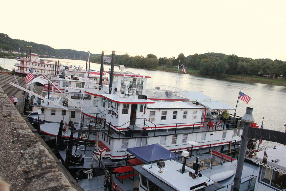 The Great Boats and Boaters from the Kanawha River                                                                                                                    www.americansternwheel.org