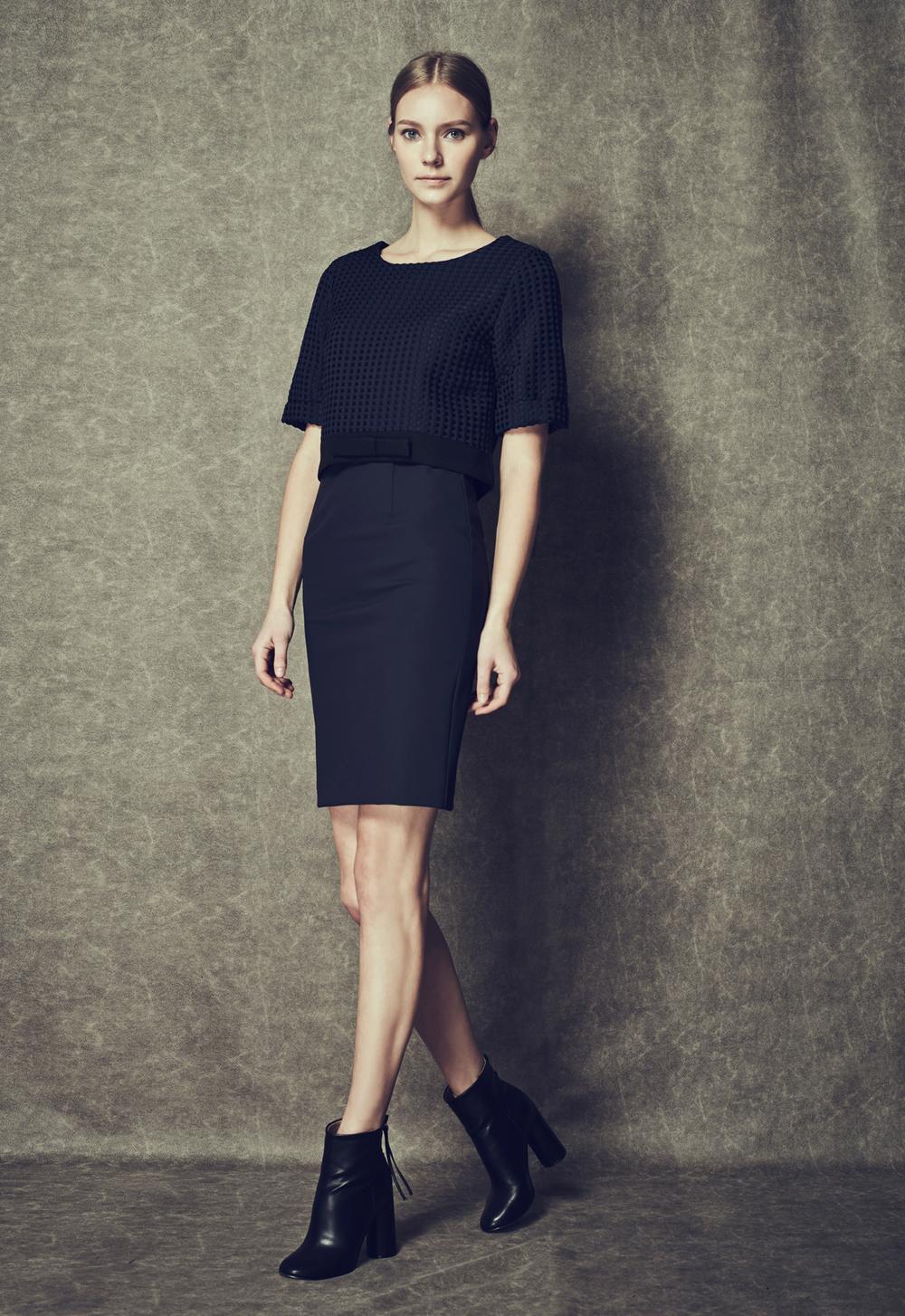 Classy Top & Classy Skirt